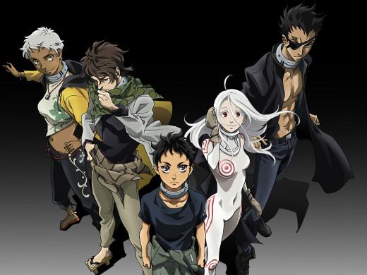 2011; Director: Koichi Hatsumi; Studio: Manglobe