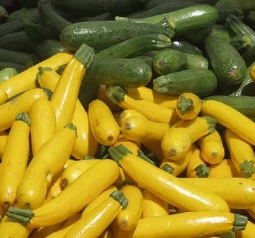 Zucchini comes in many different varieties and many of these have a distinct flavor.
