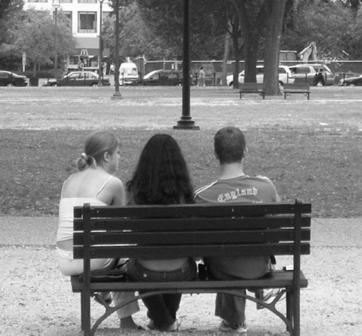 Getting bored and got nothing to do? While time away by finding a spot on the busy streets or a park bench. Observe everyone else scurrying around in the rut of life.