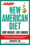 The book The NEW American Diet