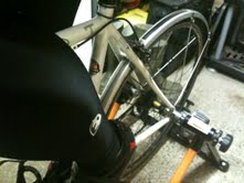 Get on your turbo trainer to improve your endurance cycling performance.