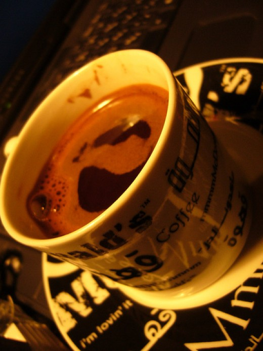 The naturally occurring chemical compounds found in coffee may indeed increase human longevity.