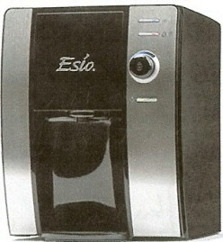 How Does Esio Home Beverage Dispensing System Compare with the Popular Keurig Models?