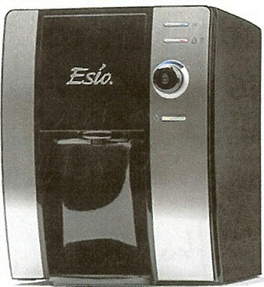 Esio Hot & Cold Beverage Dispensing System, courtesy Esio Company