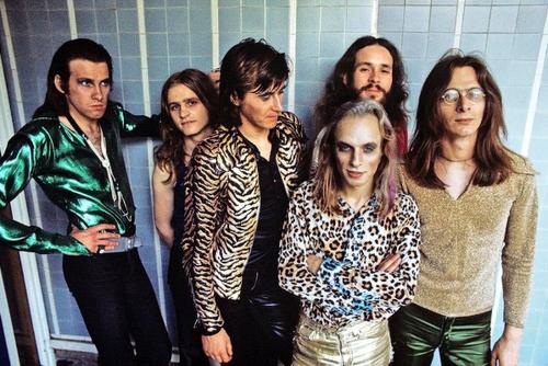 Roxy Music, circa 1972.