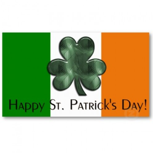 St. Patrick's Day is a perfect time to host a party for friends and family. Wear green to keep the tradition alive.