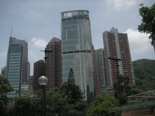 Metropark Hotel in Causeway Bay