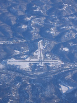Yeager Airport, Charleston, West Virginia
