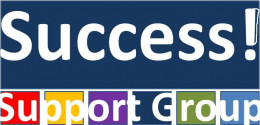 Support groups are valuable partners on your journey to success.