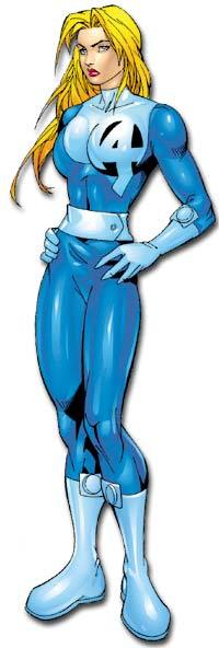 Invisible Woman Large 4