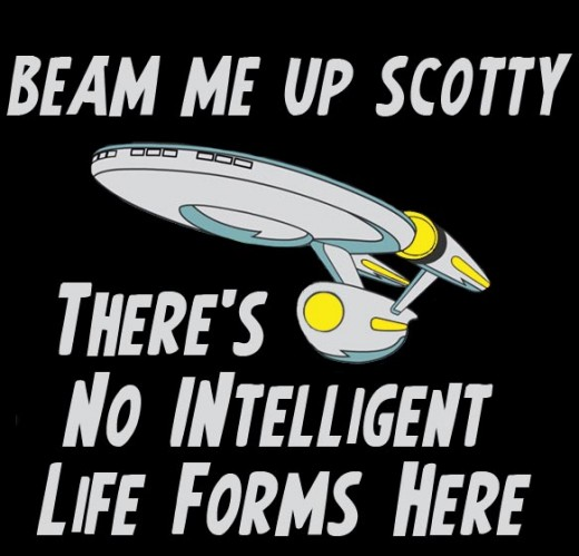 Beam Me Up Scotty was almost as common a phrase as What's up doc.
