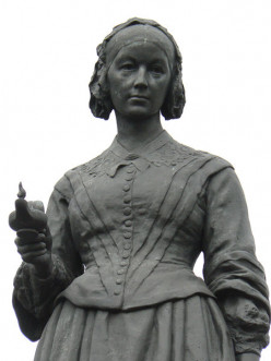 Biography of British Nurse, Florence Nightingale: The Lady with the Lamp