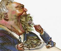 Уклонение от налогов в США превышает 3 триллиона долларов в год.