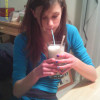 Vanilla Ice Cream Drink Recipe:  The Boston Cooler