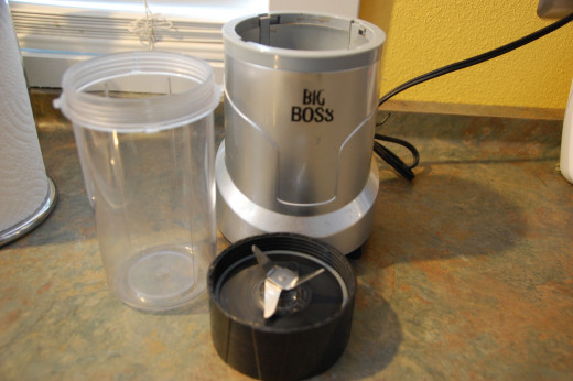 my Big Boss blender