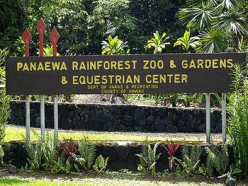 Panaewa Rainforest Zoo & Gardens