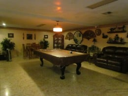 Our family was fortunate enough to enjoy good association and eat some outstanding meals at the home of Aaron & Ladine.