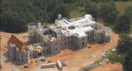 Building the Pensmore Mansion