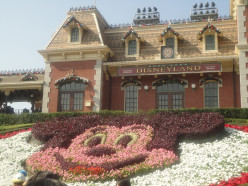 My first time to visit Hong-kong Disneyland;  never too late to fulfill a childhood dream