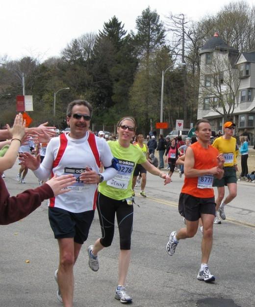 113th Boston Marathon, 2009