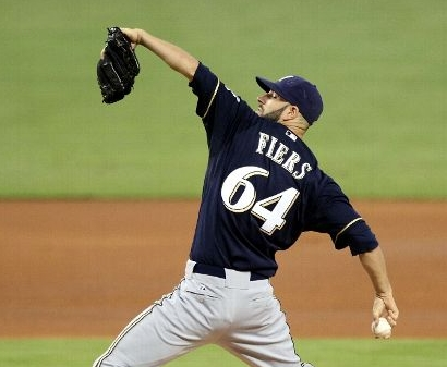 Mike Fiers, SP, Milwaukee Brewers