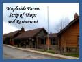 Mapleside Farms in Brunswick, Ohio - Open Year Round