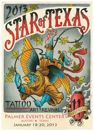Tattoo conventions provide an excellent opportunity to check out the tattoo lifestyle.