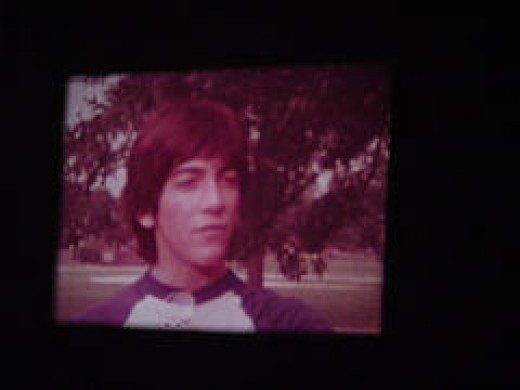 Young Scott Baio