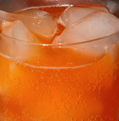 Citrus-flavored soft drinks may contain brominated vegetable oil.