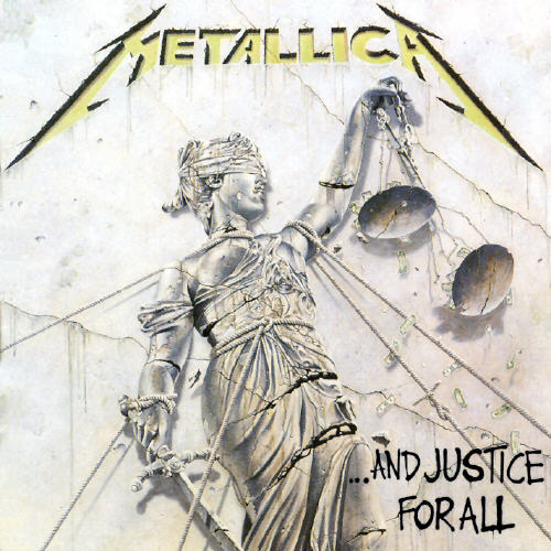 And Justice for All stands up still.