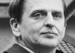 The assassination of Olof Palme Prime Minister of Sweden