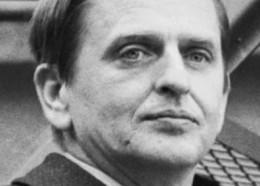 Olof Palme- Prime Minister of Sweden