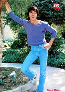 Scott Baio Poster from 16 Magazine