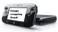 Wii U image cropping