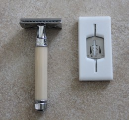 The return of the safety razor