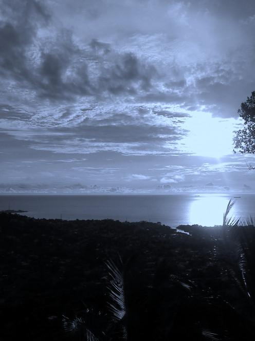 Sierra Leone from my window