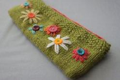 Knitting Mini Carry Alls Free Patterns