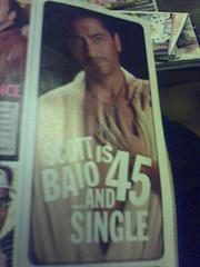 Scott Baio is 45...and Single Promo Photo
