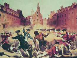 Crispus Attucks, first fallen in the Boston Massacre.