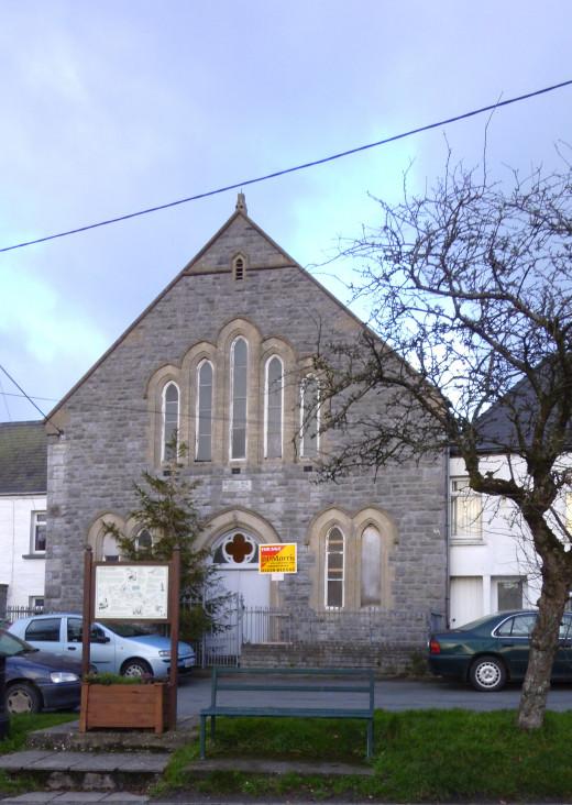 Babell Chapel In Cilgerran.