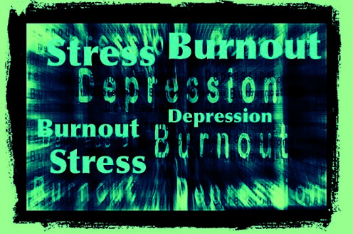 Stress, Burnout, tips to do something about it.
