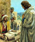 Matthew: A Tax Collector Becomes A Disciple
