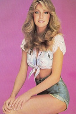 Heather Locklear as Sammy Jo from Dynasty