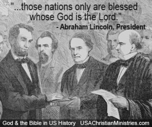 Abraham Lincoln - a true American leader!
