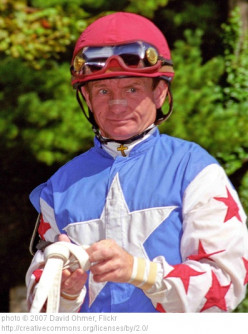 A Look at Legendary Jockey Pat Day!