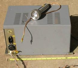 a Hi-Pot (High Voltage) power supply for an ion pump