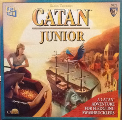 Catan Junior | Settlers of Catan for Kids