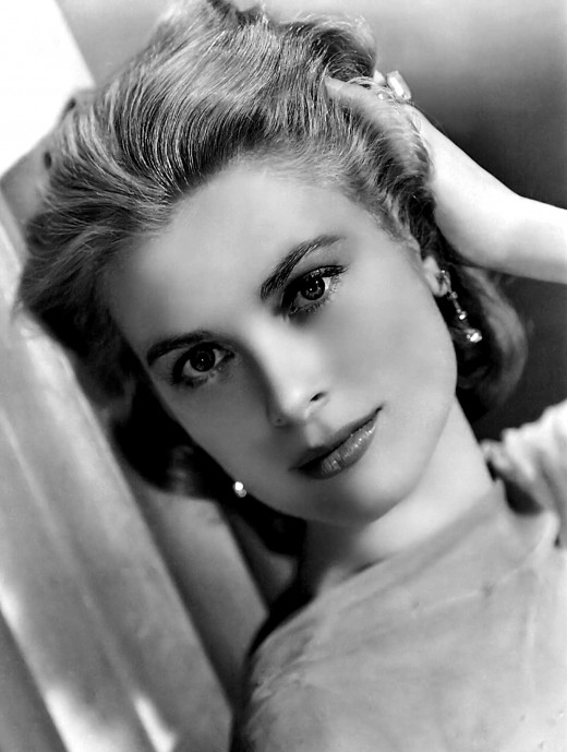 Grace Kelly, style icon. Choosing your own style icons can help you narrow down the right stores for your style.