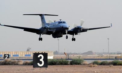 A C-12 Huron