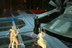 SWTOR Defeat Master Vossan in the Ultimate Warriors Mission